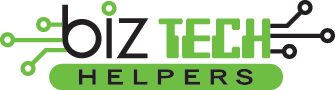 Biz Tech Helpers Logo